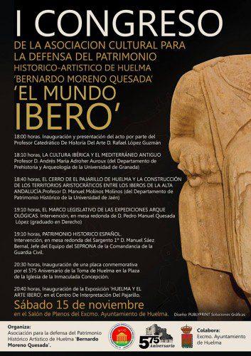 congreso mundo ibero huelma